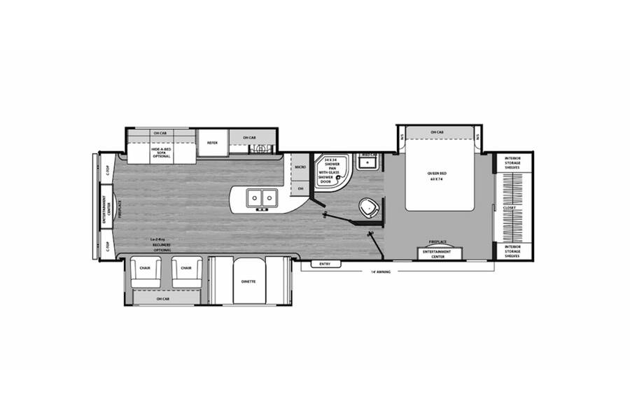 Floor plan for STOCK#11242020