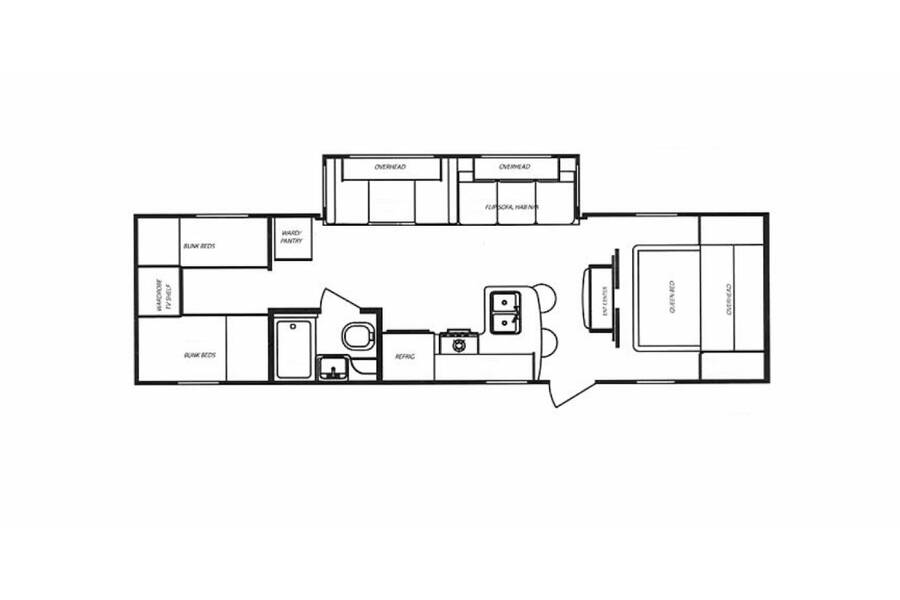 Floor plan for STOCK#12182020-4